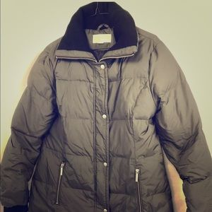 MK Michael Kors Down Fill Puffer Jacket Coat